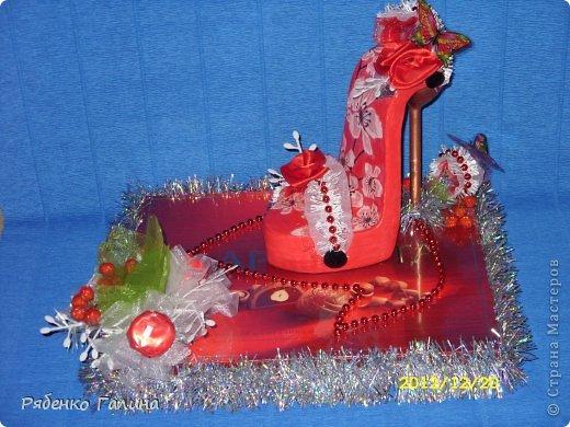 это новогоднее оформление коробки конфет фото 1