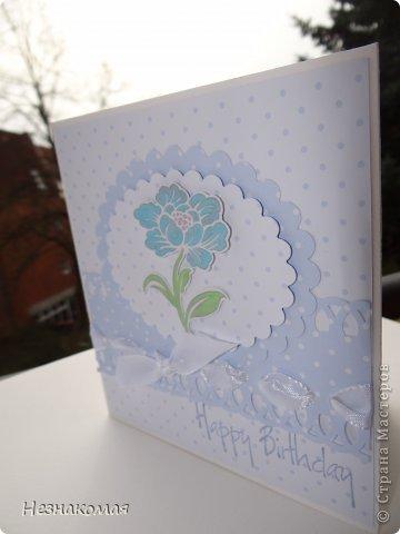 Добрый день всем! Я снова с открытками. Наверное мой отрыв обеспечит меня открытками на год вперед, но пока остановится не могу. фото 6