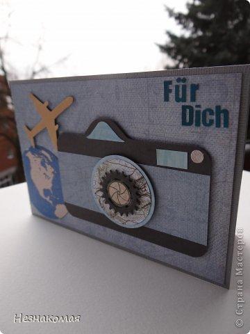 Добрый день всем! Я снова с открытками. Наверное мой отрыв обеспечит меня открытками на год вперед, но пока остановится не могу. фото 7