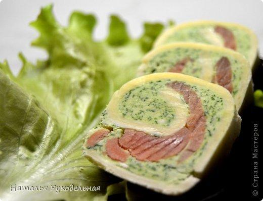 Кулинария Мастер-класс Рецепт кулинарный Зеленый рулет Продукты пищевые