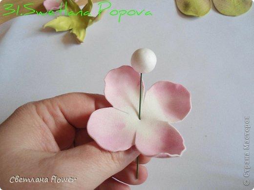 Поделка изделие Моделирование конструирование Моя Роза из Фоамирана  Фоамиран фом фото 32