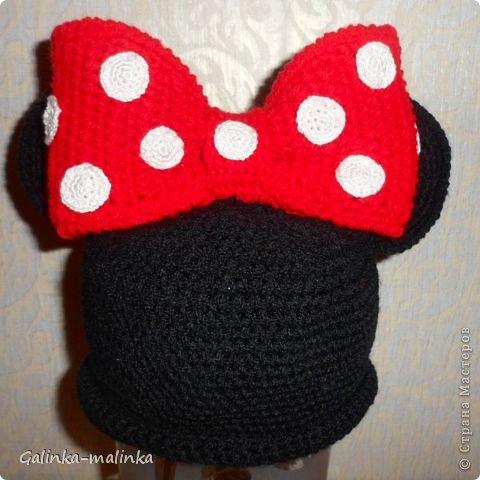 шапочка Мини Маус фото 1