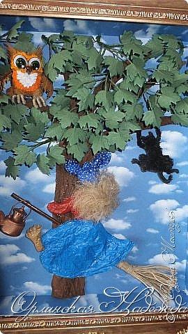 Ну надо же!!!!!!!!!!!!! В лесу столько деревьев!!! Почему именно в моё??????? фото 6