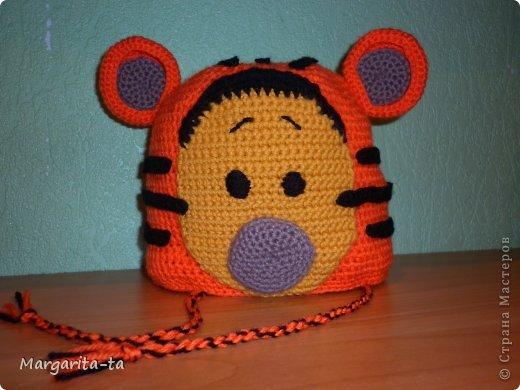 Тигра для мальчёнки 51.р фото 1