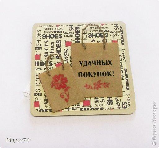 И снова я своими крафт изделиями. На сей раз это женская открытка - для женщины рукодельницы. Открытка в коробке. Правда, уже давно сделала, теперь немного поднакопилось опыта, уже хочется сделать по-другому. Но пока что есть, то есть... фото 10