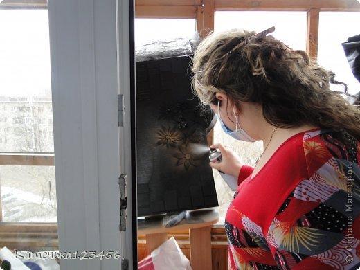 Привет,Страна!Демонстрирую картину,делала для подружки в новые интерьеры. фото 20