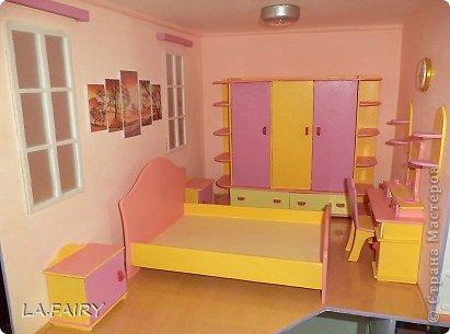 Кровати для кукол барби своими руками
