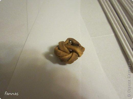 Здравствуйте! Предлагаю Вам мастер-класс (МК) по изготовлению декоративного шарика. фото 3