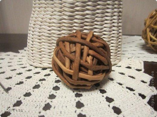 Здравствуйте! Предлагаю Вам мастер-класс (МК) по изготовлению декоративного шарика. фото 9