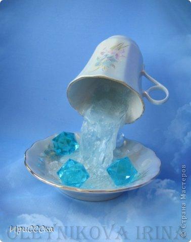 Чашки водопады своими руками 90
