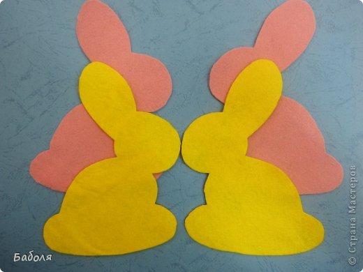 Таких маленьких кроликов я приготовила в подарок деткам на Пасху. фото 6