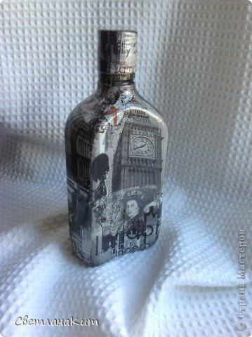 Вот такую мечту осуществила, бутылка 0,75л. фото 7