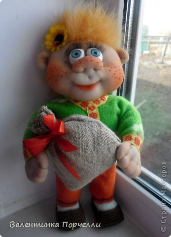 Всем привет!!!Закончила ещё пару кукол-грелок.Как я их в шутку называю-Кукла-заначка)))) фото 8