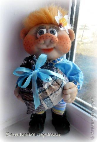 Всем привет!!!Закончила ещё пару кукол-грелок.Как я их в шутку называю-Кукла-заначка)))) фото 9