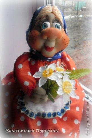 Всем привет!!!Закончила ещё пару кукол-грелок.Как я их в шутку называю-Кукла-заначка)))) фото 2