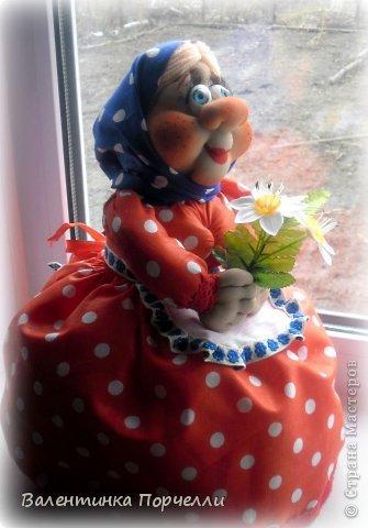 Всем привет!!!Закончила ещё пару кукол-грелок.Как я их в шутку называю-Кукла-заначка)))) фото 4