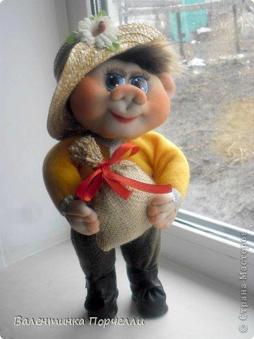 Всем привет!!!Закончила ещё пару кукол-грелок.Как я их в шутку называю-Кукла-заначка)))) фото 16