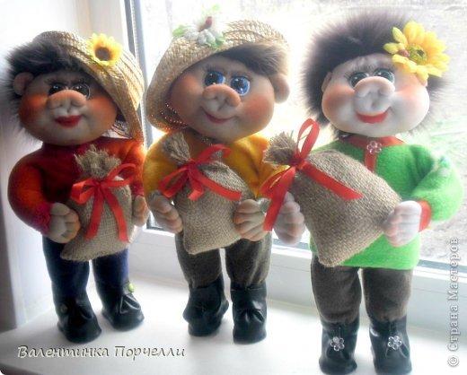 Всем привет!!!Закончила ещё пару кукол-грелок.Как я их в шутку называю-Кукла-заначка)))) фото 11