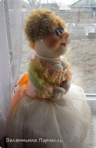 Всем привет!!!Закончила ещё пару кукол-грелок.Как я их в шутку называю-Кукла-заначка)))) фото 20