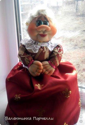 Всем привет!!!Закончила ещё пару кукол-грелок.Как я их в шутку называю-Кукла-заначка)))) фото 23