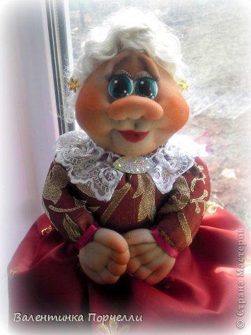 Всем привет!!!Закончила ещё пару кукол-грелок.Как я их в шутку называю-Кукла-заначка)))) фото 24