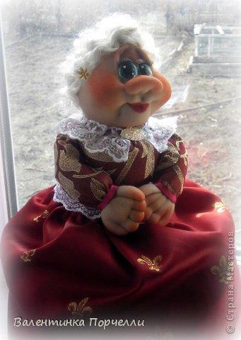 Всем привет!!!Закончила ещё пару кукол-грелок.Как я их в шутку называю-Кукла-заначка)))) фото 25