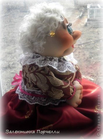 Всем привет!!!Закончила ещё пару кукол-грелок.Как я их в шутку называю-Кукла-заначка)))) фото 26