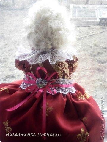Всем привет!!!Закончила ещё пару кукол-грелок.Как я их в шутку называю-Кукла-заначка)))) фото 27