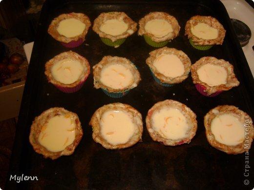 Простое в приготовлении и очень вкусное пирожное с ароматными нотками апельсина,сливочным кремом и цитрусовой карамелью. С приготовление справится даже начинающий кулинар:) фото 15