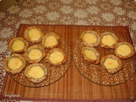 Простое в приготовлении и очень вкусное пирожное с ароматными нотками апельсина,сливочным кремом и цитрусовой карамелью. С приготовление справится даже начинающий кулинар:) фото 16