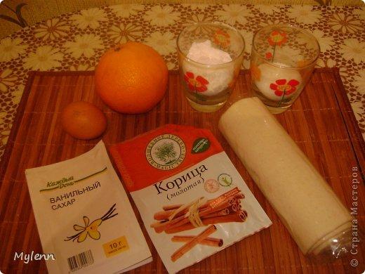 Простое в приготовлении и очень вкусное пирожное с ароматными нотками апельсина,сливочным кремом и цитрусовой карамелью. С приготовление справится даже начинающий кулинар:) фото 2