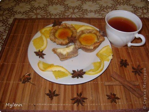 Простое в приготовлении и очень вкусное пирожное с ароматными нотками апельсина,сливочным кремом и цитрусовой карамелью. С приготовление справится даже начинающий кулинар:) фото 23