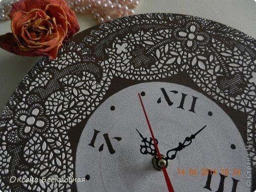 Декор предметов Мастер-класс Часы на виниловой пластинке Диски виниловые фото 1