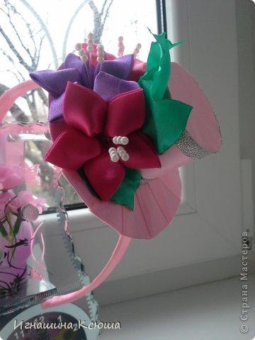 очень понравились такие цветочки, теперь они у меня везде.  это резинки  d-6см фото 3