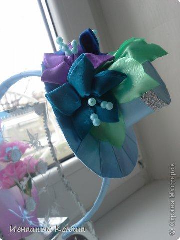 очень понравились такие цветочки, теперь они у меня везде.  это резинки  d-6см фото 4