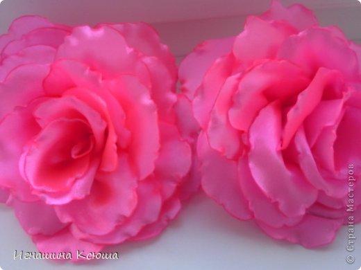 очень понравились такие цветочки, теперь они у меня везде.  это резинки  d-6см фото 8