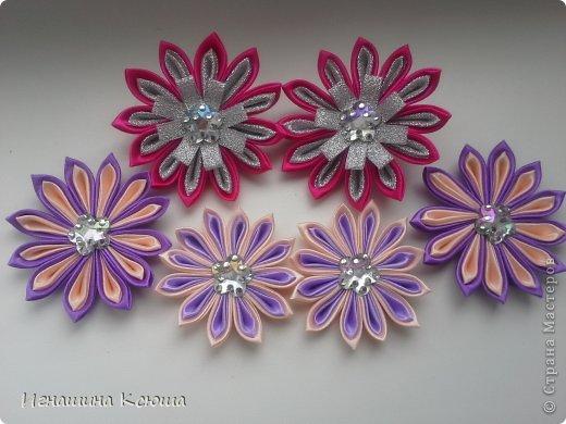очень понравились такие цветочки, теперь они у меня везде.  это резинки  d-6см фото 12