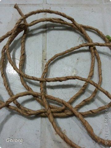 Мастер-класс Пасха пасхальный венок 3  фото 3