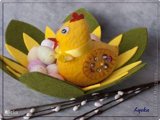 Здравствуйте, дорогие мастерицы! В преддверии Пасхи хочу поделиться мастер-классом по пошиву разноцветных, веселых, пасхальных цыпляток.  фото 1