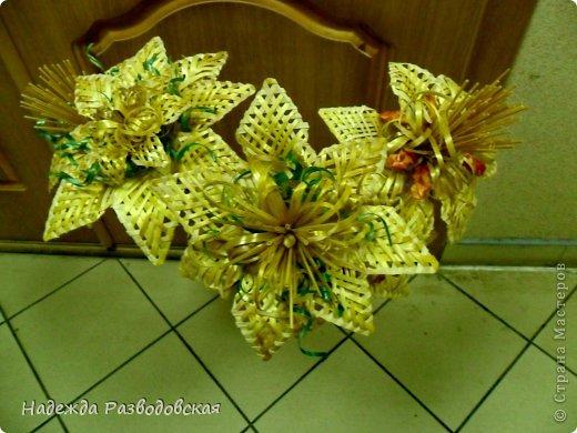 sam_8731 Поделки из соломы: плетение из соломки для начинающих, изделия своими руками