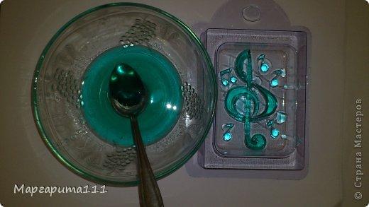 Мыло скрипичный ключ фото 3