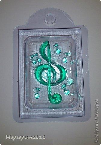 Мыло скрипичный ключ фото 4