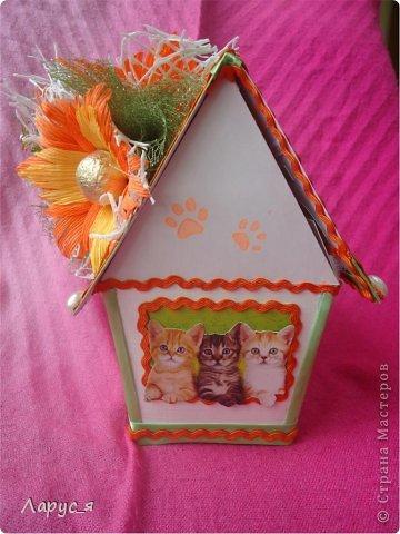 Кошкин дом фото 1