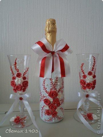 Свадебной набор для очаровательной парочки.  фото 2