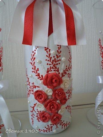 Свадебной набор для очаровательной парочки.  фото 3