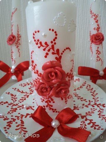Свадебной набор для очаровательной парочки.  фото 4