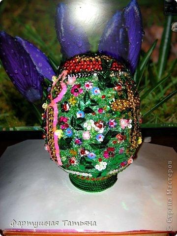 Пасхальное яйцо фото 4