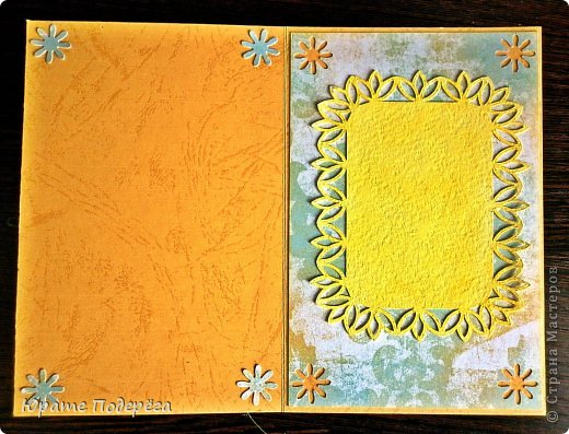 1. Комплект: открытка 10х15, конверт 8х18. Вырубка (высечка) плоттерная. Цветочки, кроме, хризантем, ручная работаю фото 6