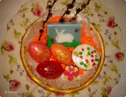 Всем доброе время суток и поздравления с наступающим праздником!!! Немного помыловарила для подарочков. Вот такие пестрые, весенние яйца получились. фото 3