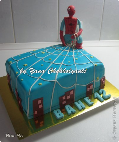 Тортик для девочки... фото 2